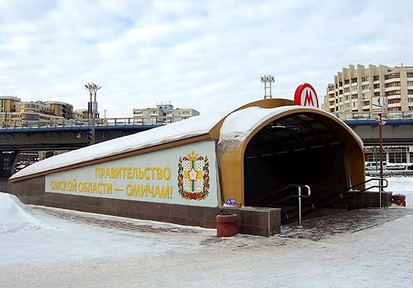 В Омске вместо метро запустят метротрам