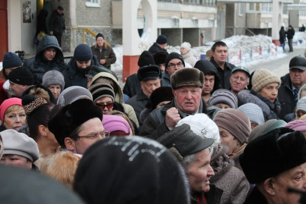 В Свердловской области жильцов обокрали коммунальные олигархи