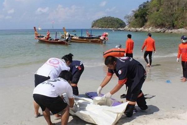 В Таиланде нашли тело пропавшего россиянина Алексея Слабинского