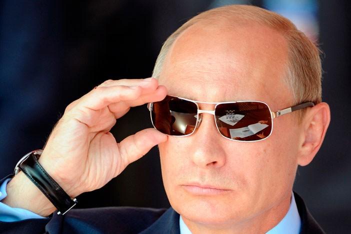 Электронный рейтинг Владимира Путина вырос на 5%