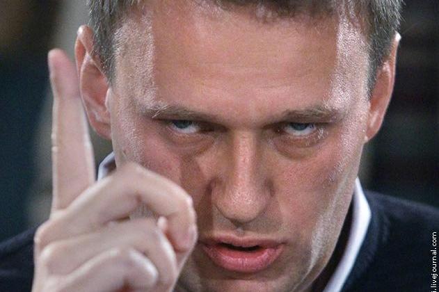 Алексей Навальный признан невменяемым