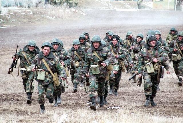 Крымчан отправят служить в Дагестан и Чечню
