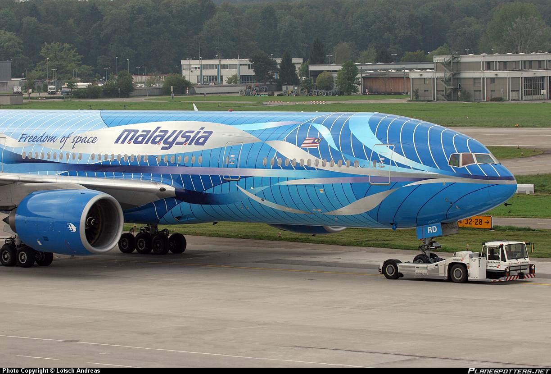 Китай направил три самолета в Малайзию для участия в поисках пропавшего Boeing