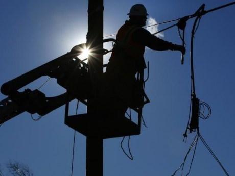 В Дагестане только в нескольких районах включили свет