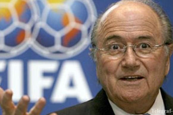 ФИФА поговорит о футболе в Киеве