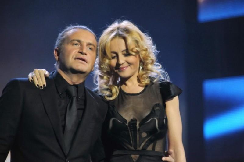 Леонид Агутин и Анжелика Варум попали в аварию перед концертом в Кузбассе