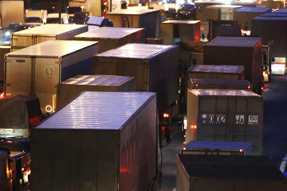 Москва без грузовиков или новые ограничения для въезда большегрузов
