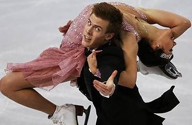 Дуэт Елена Ильиных и Никита Кацалапов пока только пятые на Чемпионате мира