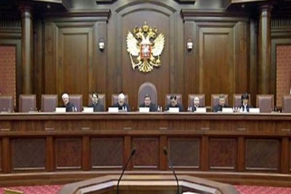 Крым присоединили законно