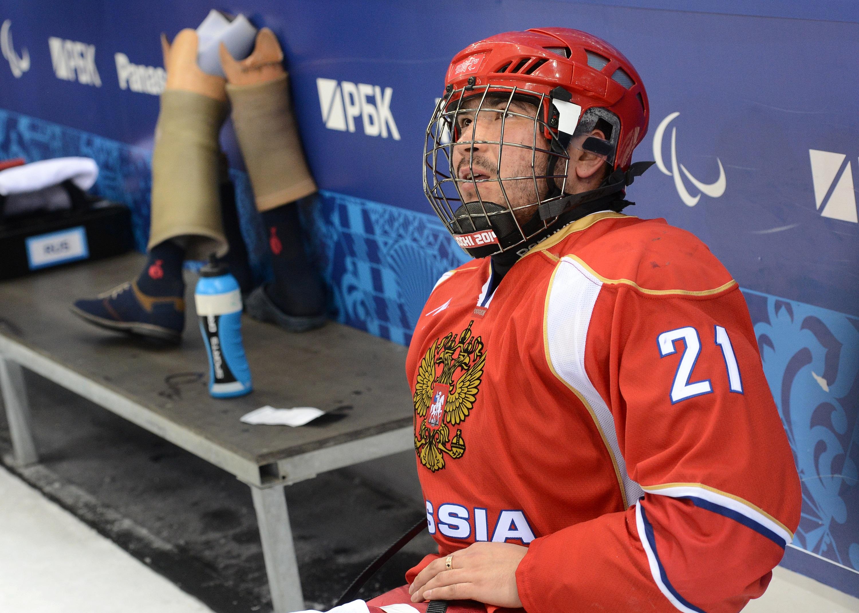 Наши следж-хоккеисты уступили команде Южной Кореи