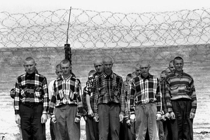 Более 20 осужденных брянской колонии порезали вены из-за ссоры авторитетов