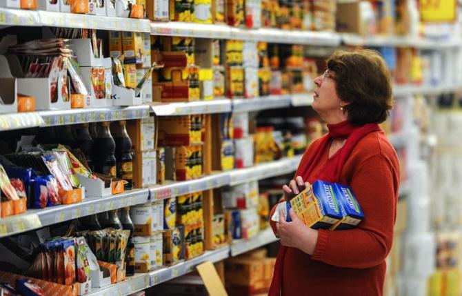 Инфляция усиливается – 0,2% за неделю