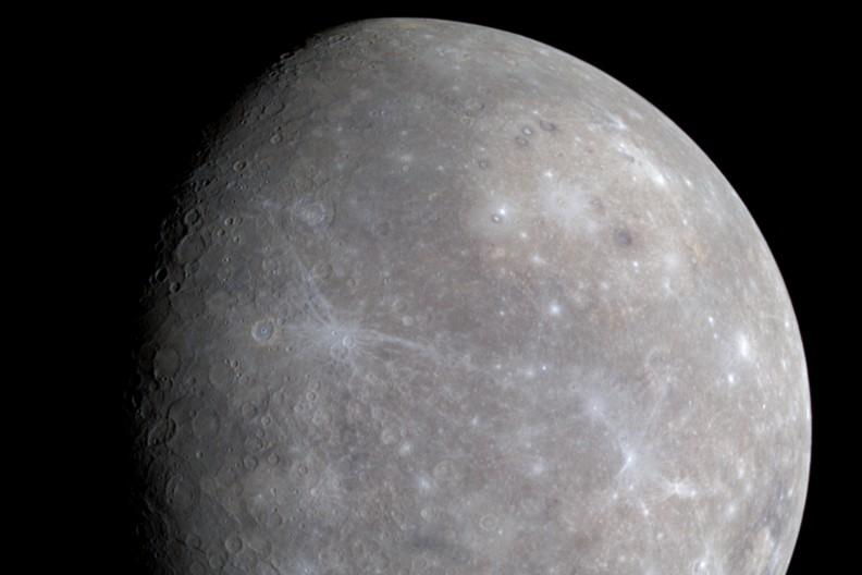 Меркурий слишком быстро теряет массу