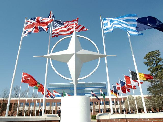 Украина предполагает вступление в НАТО