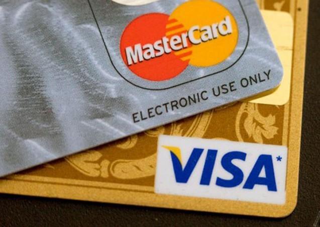MasterCard и Visa перестали проводить операции банка