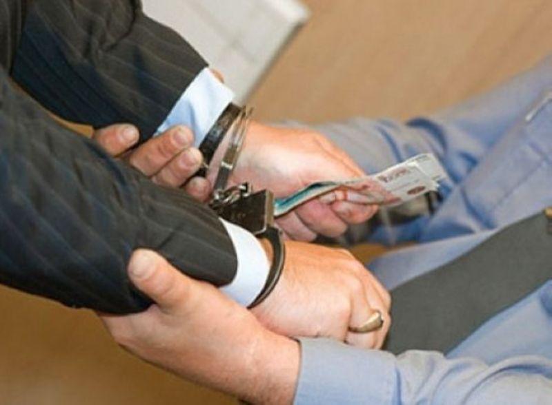 Волгоградца осудили на два года колонии за взятку в 450 рублей