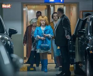 Бабушка Алла Пугачева и Максим Галкин/Фото Heat.ru