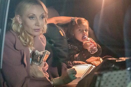 Орбакайте сняла кафе для двухлетней дочери