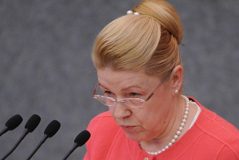 Елена Мизулина предложила ввести императивный мандат