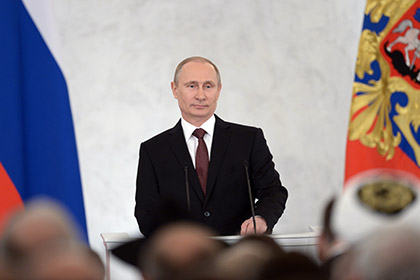 Крым включен в состав Российской Федерации!