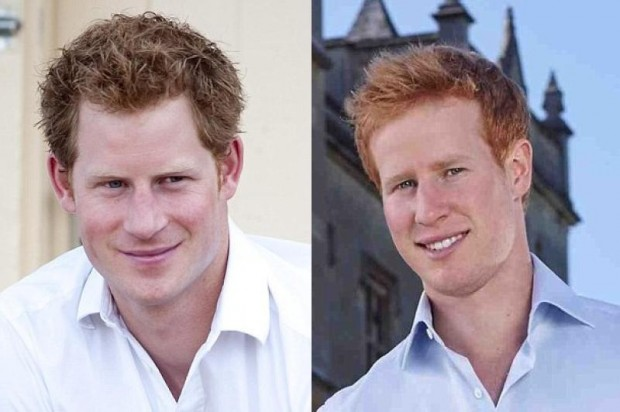 Принц Гарри охотится на «Золушку»
