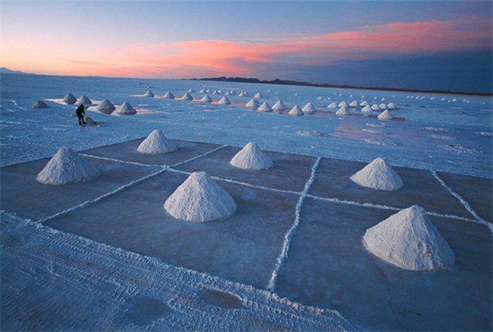 Россия станет производить больше соли, чтобы не зависеть от Украины