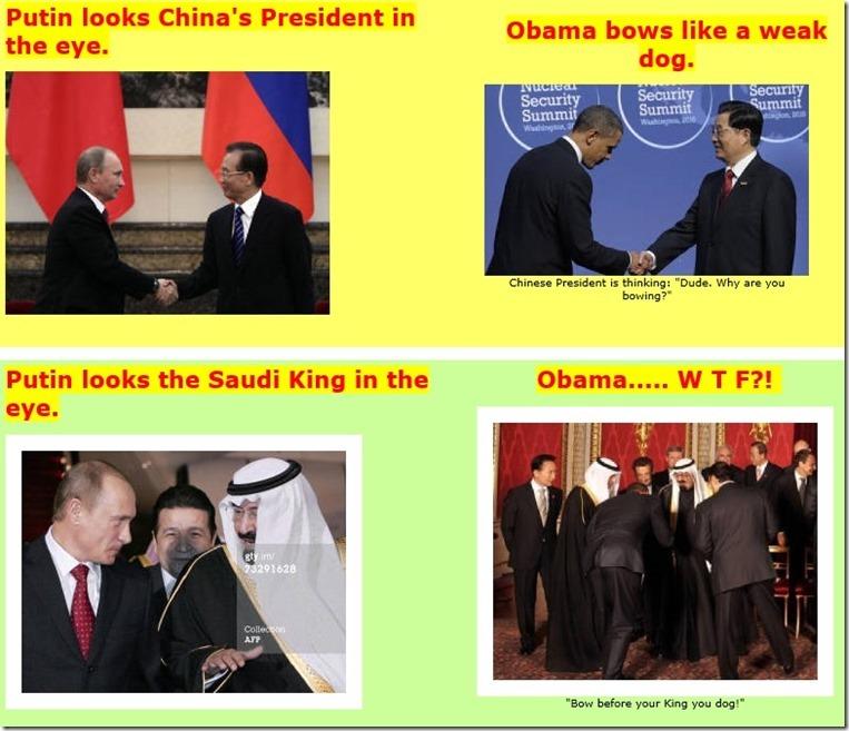 Михаил Задорнов сравнил фотосессии Путина и Обамы