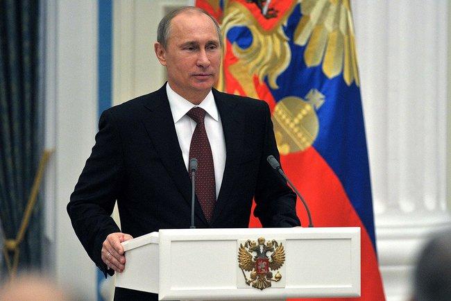 Путин: К украинским министрам можно попасть только с разрешения боевиков
