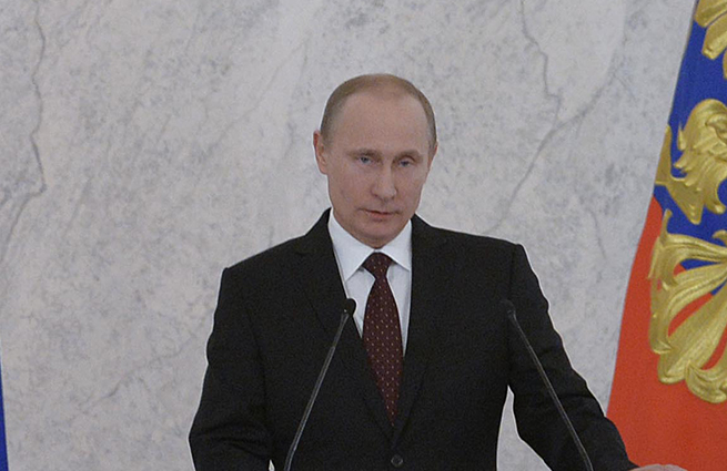 Внесен законопроект о включении Крыма в Россию!