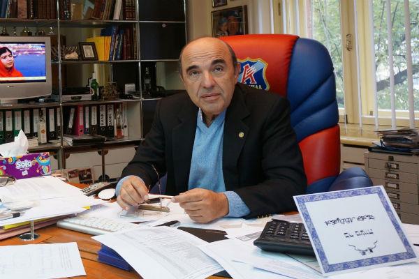 Рабинович может стать президентом Украины