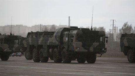 Ракетные комплексы «Искандер» «оккупируют» границу с Казахстаном