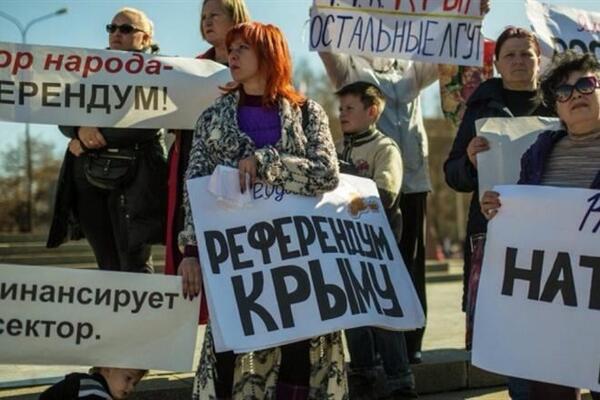 Из Севастополя выдворено 30 провокаторов