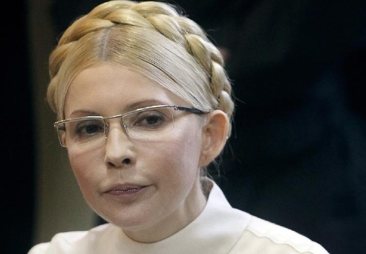 Тимошенко сообщила, что будет баллотироваться в президенты Украины