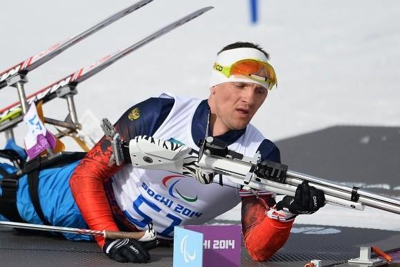 Первое золото в копилке Российской сборной на Паралимпийских играх