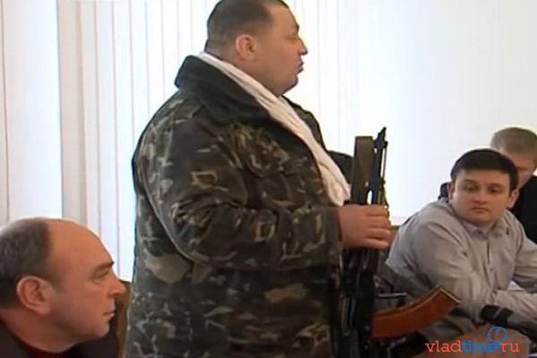 Как был убит Александр Музычко