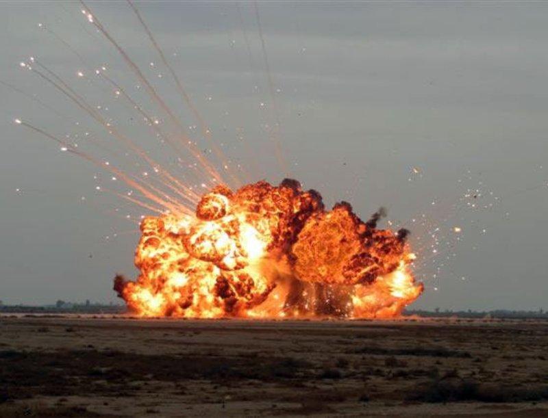 Взрыв на складе боеприпасов в Индонезии: 20 человек погибли