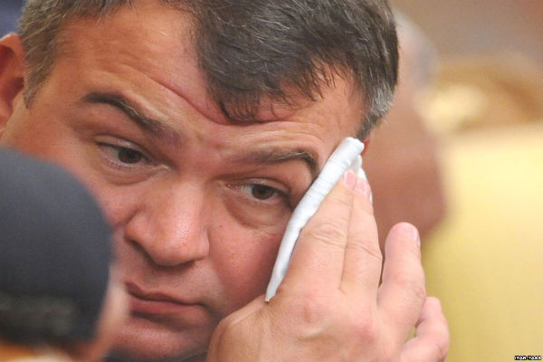 Сердюков попал под амнистию