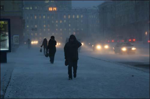 Спасатели не советуют москвичам выходить из дома