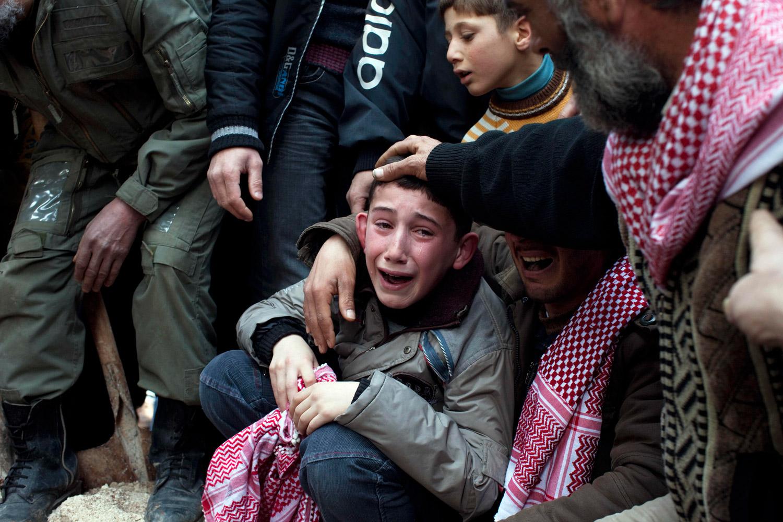 Школьница из Новгородской области написала генсеку ООН о своей тревоге за сирийских детей