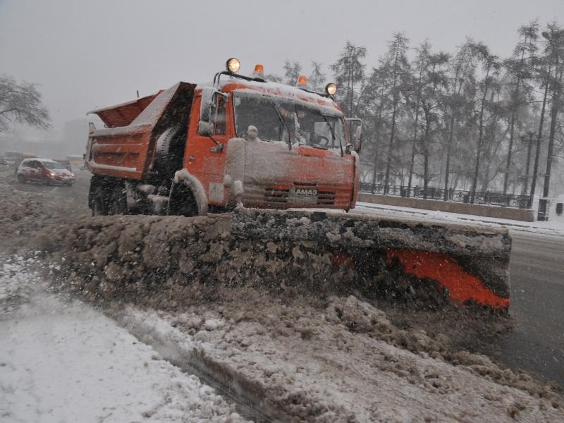 Десять населенных пунктов в Приангарье остались без электричества из-за снегопада
