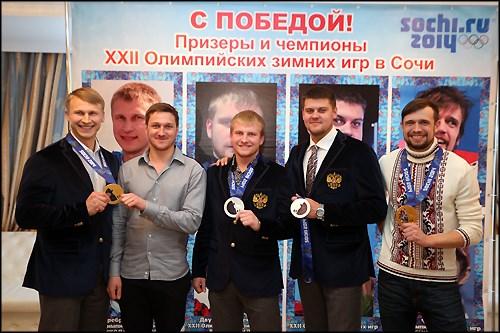 Красноярским олимпийцам благотворитель добавил по миллиону