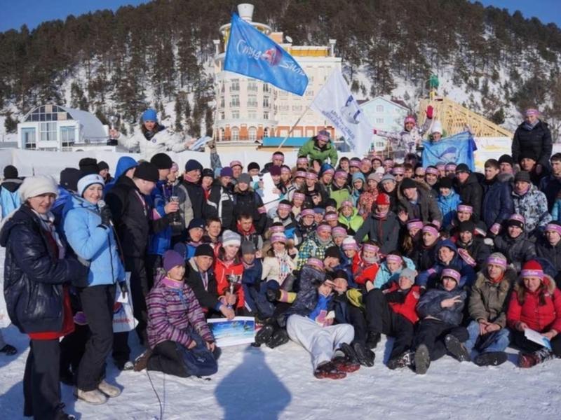 Молодежный фестиваль «СтудЗима-2014» стартовал в Иркутске