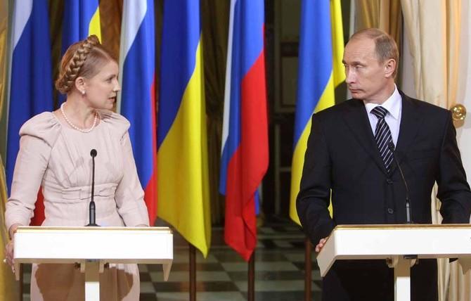 Тимошенко заявила, что Путин для нее враг № 1
