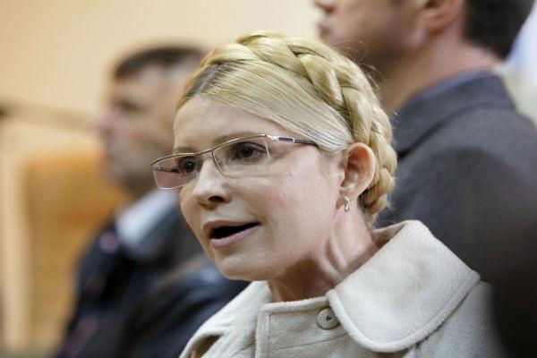 Юлия Тимошенко подтвердила подлинность скандальной записи
