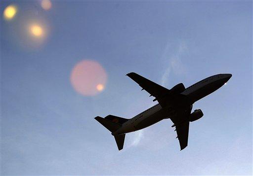 В самолете малайзийской авиакомпании загорелся один из двигателей