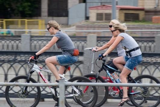 В Москве появятся 27 новых пешеходных зон и несколько десятков велосипедных маршрутов
