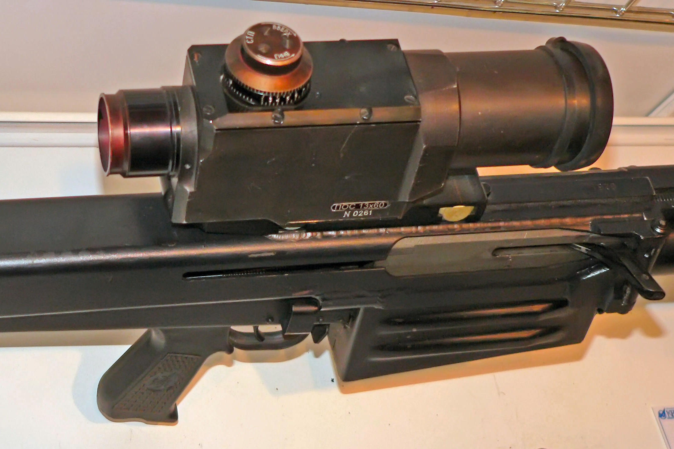 Минобороны испытает новейшие снайперские винтовки