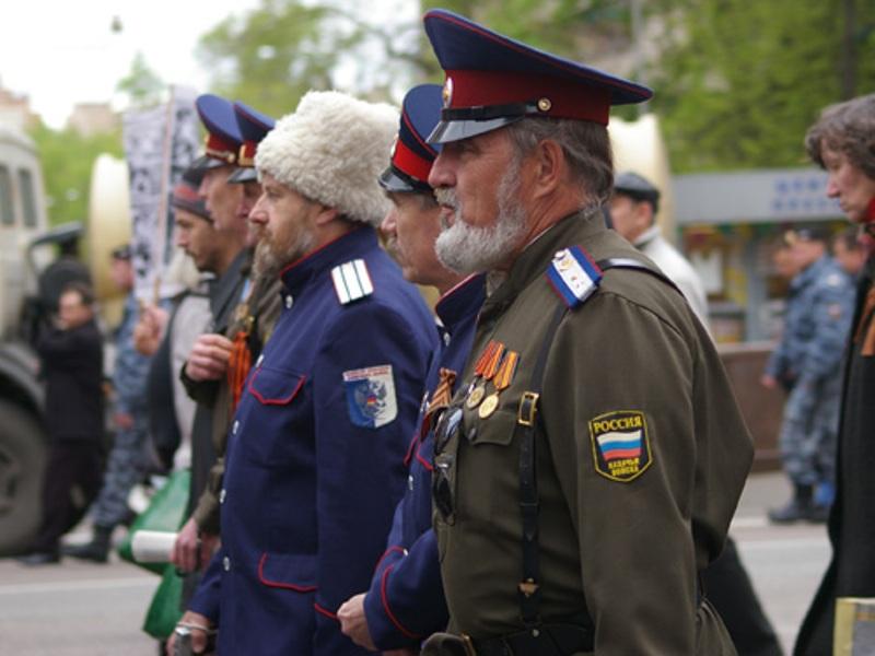 Волгоградские казаки отправились на помощь крымским братьям