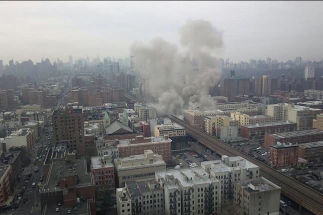 Свежие данные из США: При взрыве в Нью-Йорке погибли трое человек
