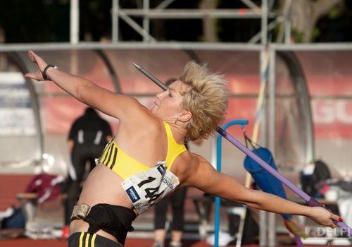 Вера Ребрик. Звездные крымские легкоатлеты